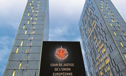 Sentencia cáculo de desempleo en Tribunal de Justicia de la Unión Europea