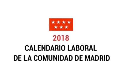 calendario-fiestas-comunidad-de-madrid-2018-Forislex-abogados
