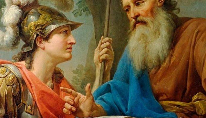 Socrates sobre los jueces
