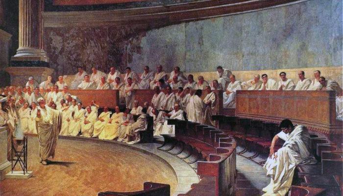 Cicerón sobre la justicia