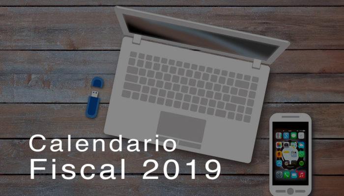 Calendario Fiscal 2019