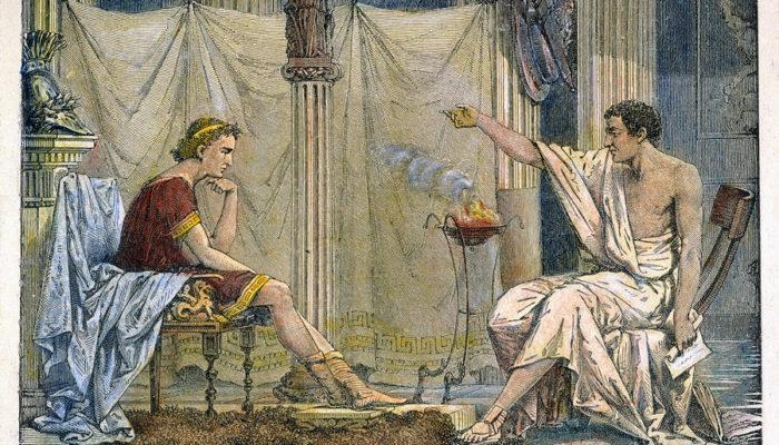 Aristóteles sobre la justicia