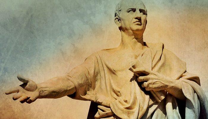 Cicerón sobre la ley y la razon en Abogados Madrid Norte