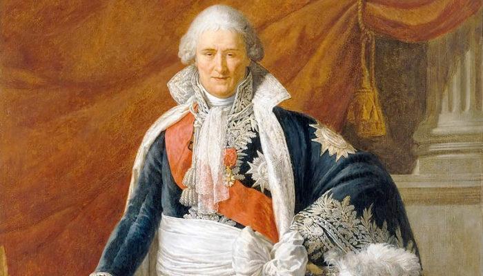 Jean-Étienne Portalis habal sobre el derecho