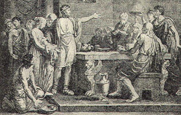 Plutarco sobre las leyes