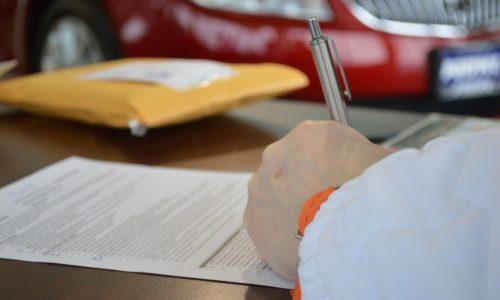 Pedir un testamento en una zona cerrada por COVID