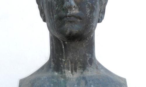 Busto de Lucano