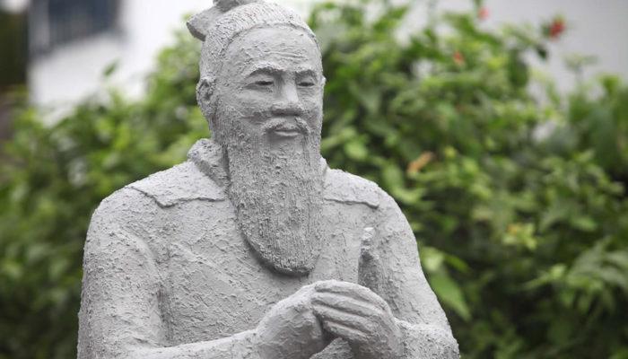 Confucio sobre la justicia
